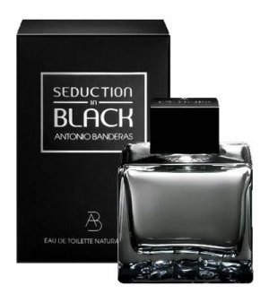 Perfume Seduction In Black Masculino-0