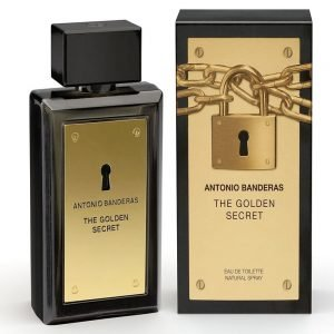 Perfume The Golden Secret Masculino-0